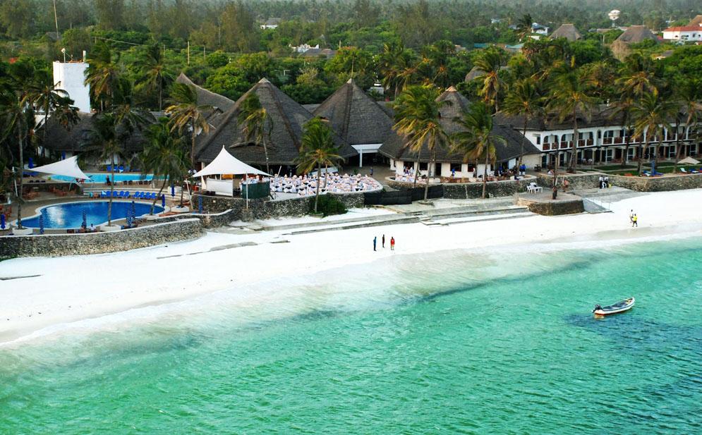 Watamu beach_emerald sea