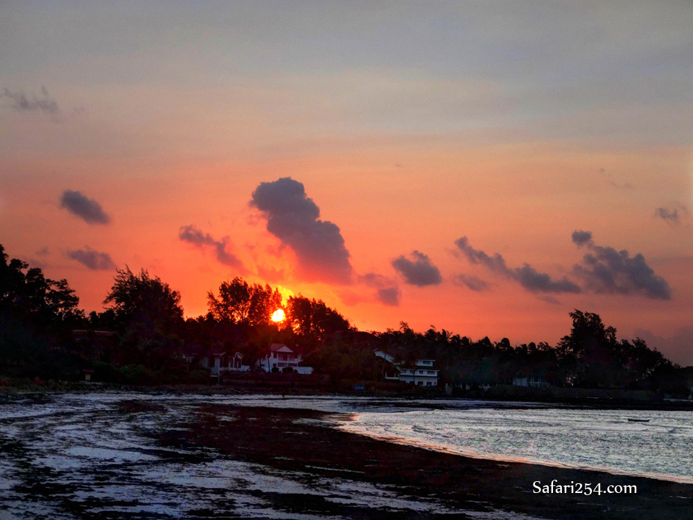 Watamu beach_sunrise