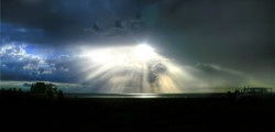 Hybrid Solar Eclipse; Views from Sibiloi